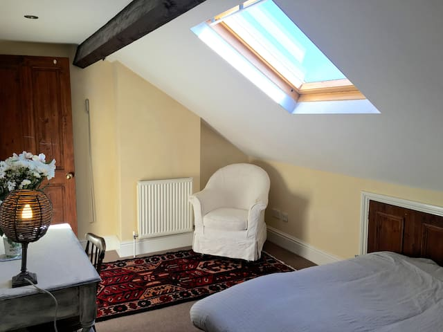Cosy double room near city centre - Hereford - House