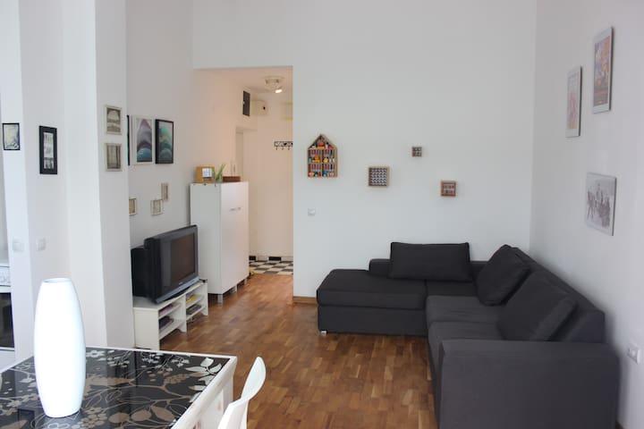 Comfortable apartment at Slavija