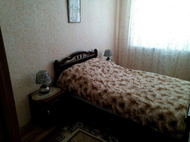 Уютная трехкомнатная квартира - Ples - Byt