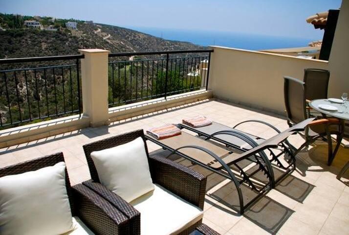 Metis - Superb apartment with stunning views.