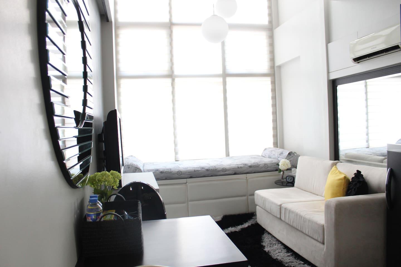 cozy staycation