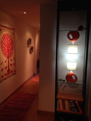 Ático apartamento - Güejar Sierra - Appartement