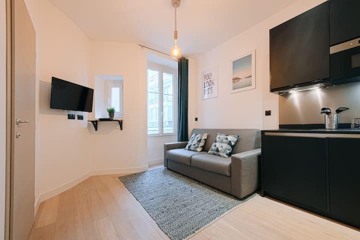 Studio Belles Prestations - Carré d'Or - Climatisé