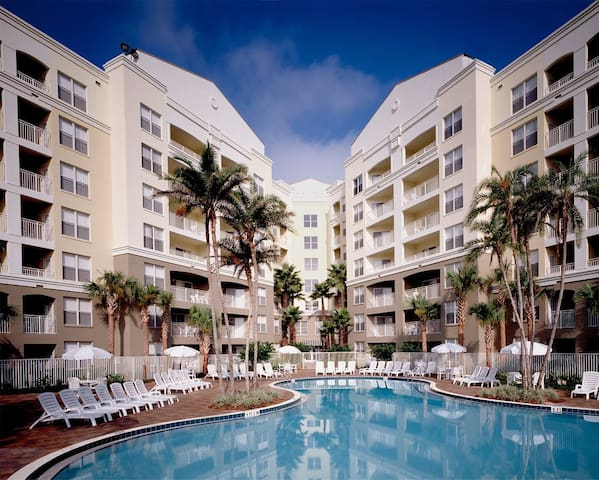 Impeccably property resort for families in Orlando