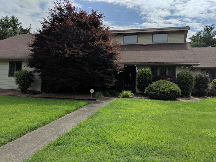 Large home with private pool in great area