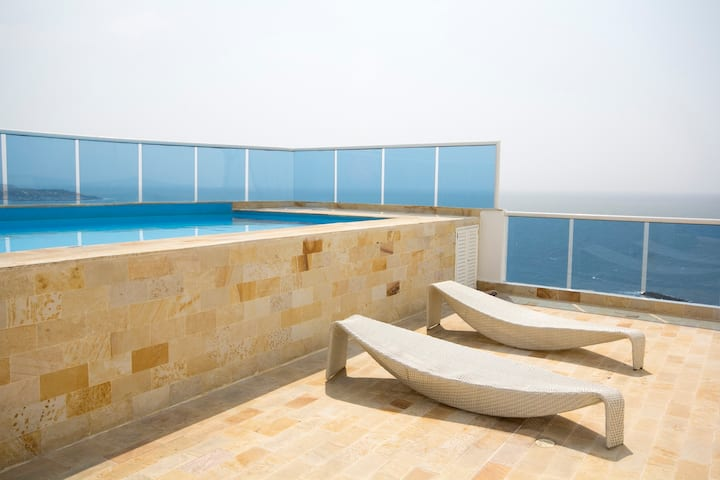 ☀Penthouse with Private Pool and Ocean View 1803☀