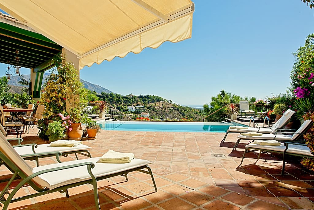 La Cotorra Luxury Holiday Villa Marbella Spain