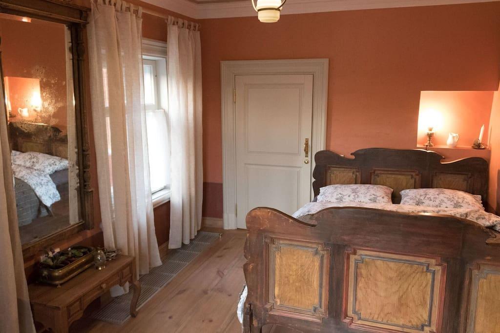 Двухместный номер с ванной комнатой
