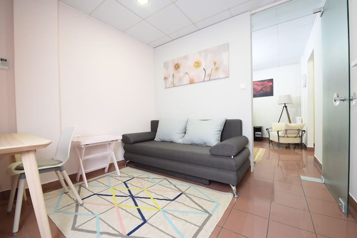 Lovely Apartment in Athens/Sepolia - Αθήνα Sepolia  - Daire