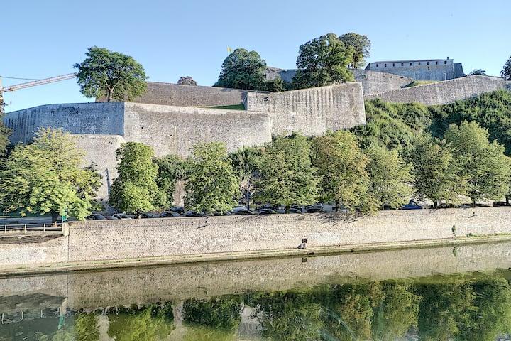 Appart 1 Ch Vue sur Citadelle - Best view
