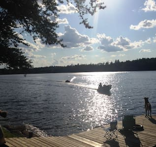 Private Room # 2 Lakefront Cottage - Kenora District