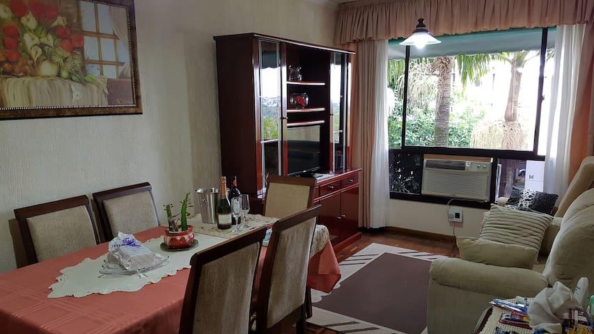 Apartamento lindo, uso EXCLUSIVO dos hóspedes - Porto Alegre - Apartemen