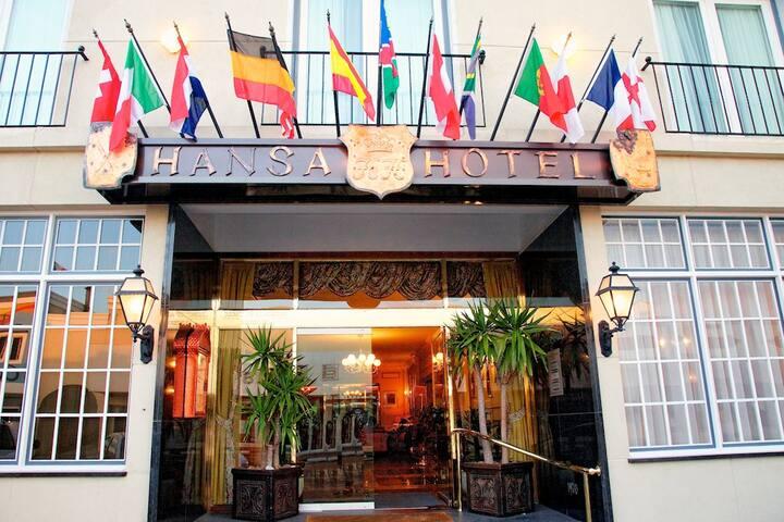Hansa Hotel Room # 71