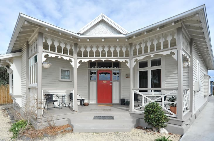 Two houses on one site - 7 Night special deals