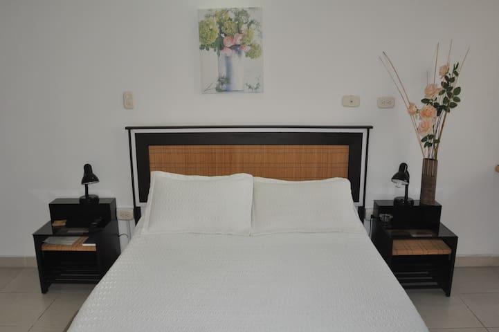 Habitacion privada 3 - Armenia - Hotel boutique