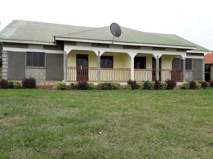 Grace Margach's Home