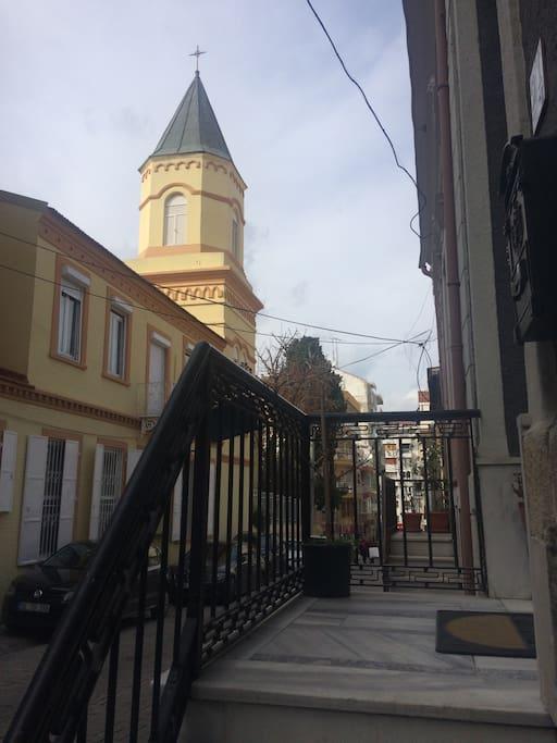 Église Notre-Dame-de-Lourdes de Izmir