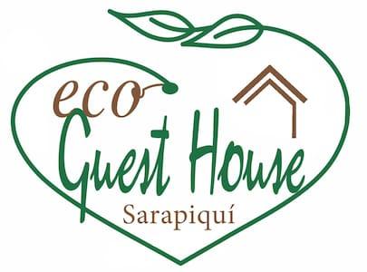 Casa Ecológica de Wendy - Sarapiquí