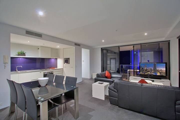 lvl 39 Circle On Cavill Schoolies - Surfers Paradise - Appartement