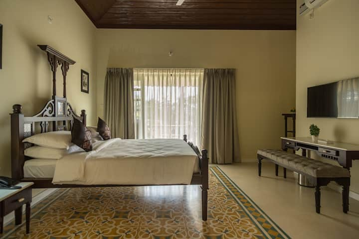 Luxury Cozy Rooms in the Lap of Nature in Siolim