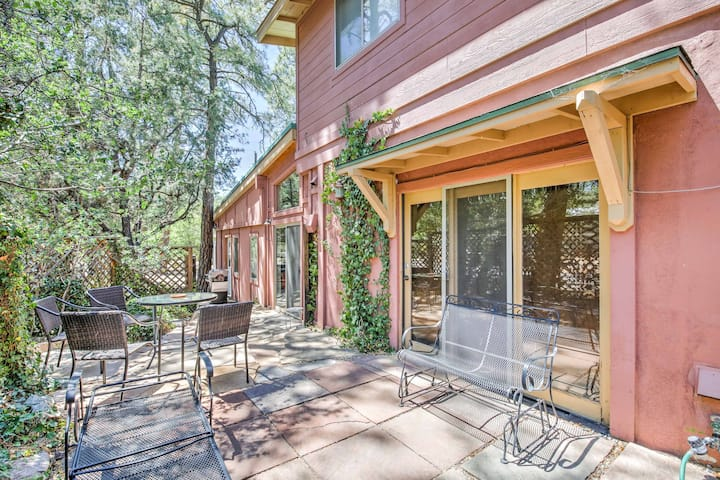 Couple's Prescott Studio - Historic Downtown 1 Mi!