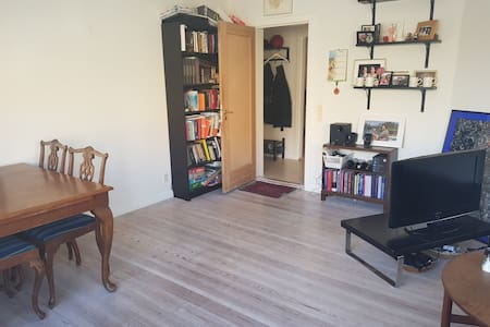78km2 apartment in central Aarhus