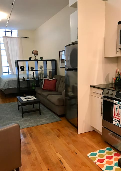Bright Cozy Studio Apartment In Theater District Apartments For Rent In Boston