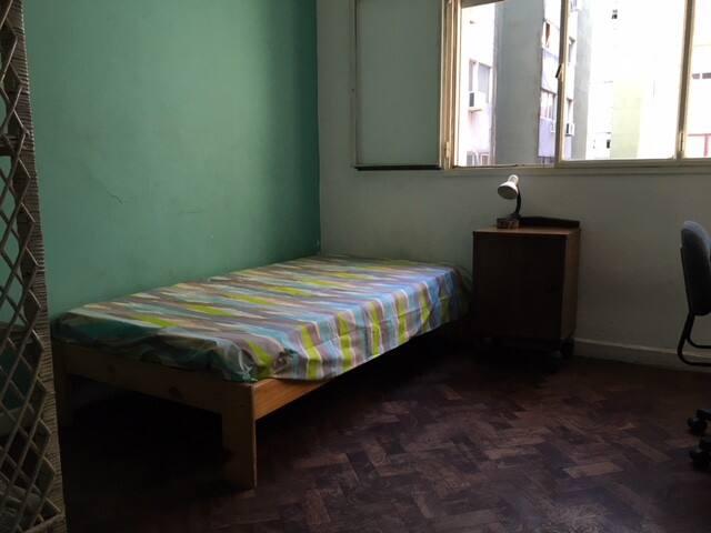 Alquilo Habitacion Privada en el barrio de la Boca