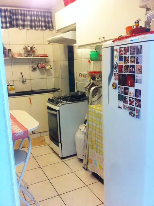 Cozinha Compartilhada