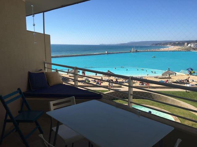 Apartamento en San Alfonso del Mar, Edif Bitacora - Algarrobo - Apartment
