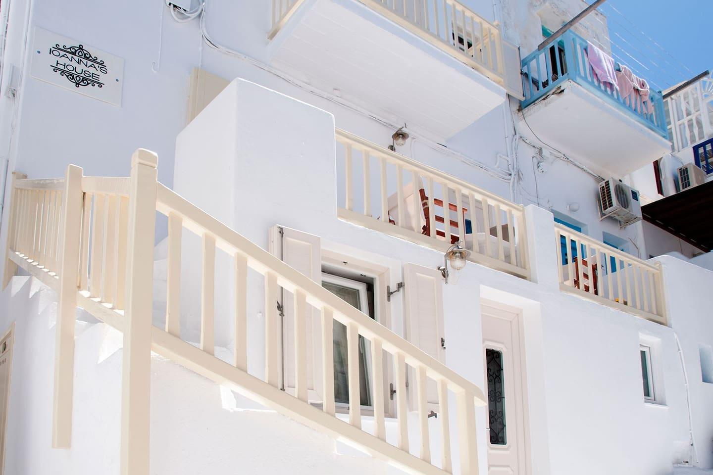 Ioanna's House Exterior