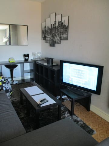 Appartement 2 pièces proche centre HEYRIEUX - Heyrieux - Apartament