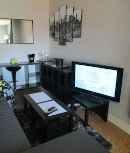 Appartement 2 pièces proche centre HEYRIEUX - Heyrieux - Huoneisto