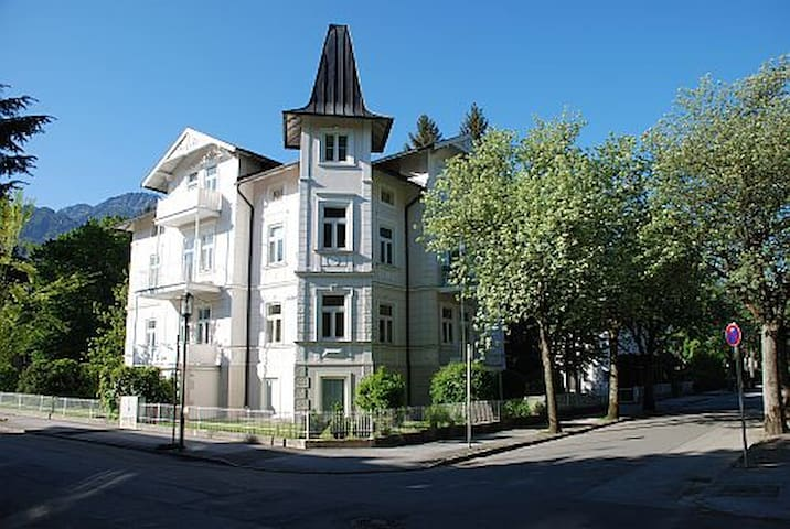 King Luitpold Apartment - Bad Reichenhall - Apartamento