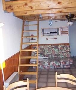 Appartement T2 cabine et mezzanine - Narbonne - Daire