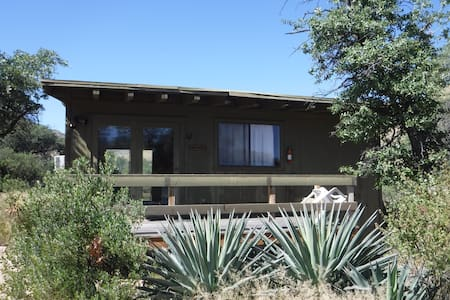 Grapevine Oasis Retreat - Cochise County