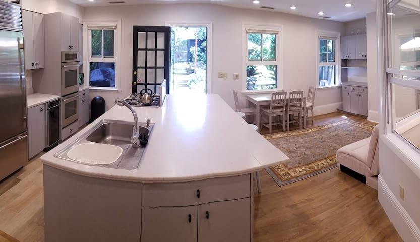 Kitchen #1 Island