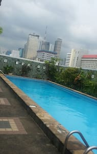 #203 Cozy apartment in Jakarta - Menteng - อพาร์ทเมนท์