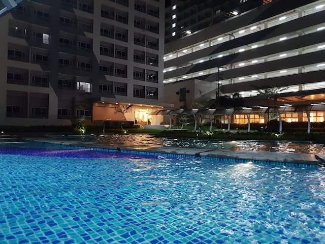 Lovely Apartment at Grace Residences, Taguig.