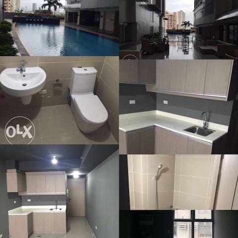 Antel serenity suites studio 20k - Makati - Appartement