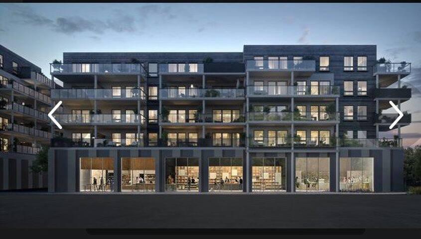 New apartment near Sandvika,available 15-17 jan