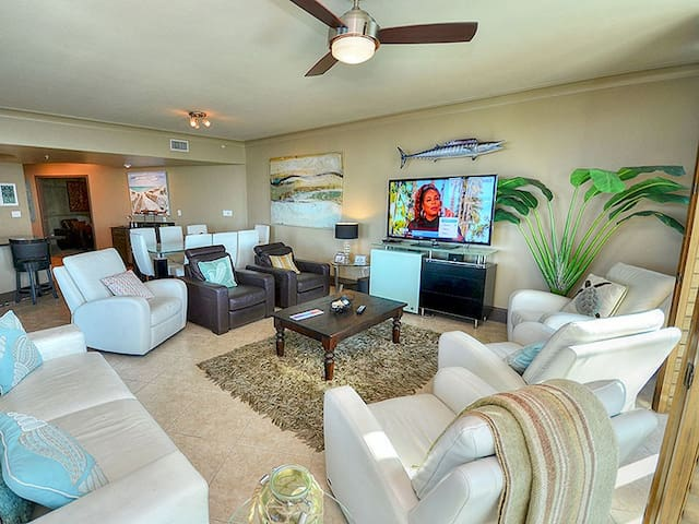 Caribe Resort 4 Bedroom 3 Bathroom Sleeps 12 Condo 39 S Te Huur In Orange Beach Alabama