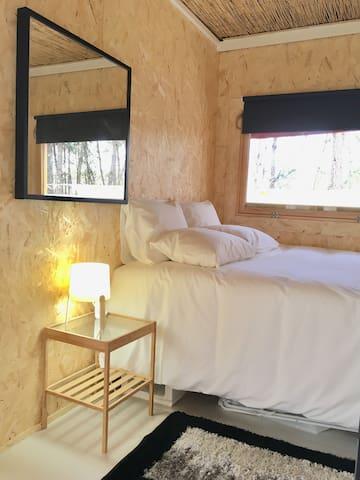Cama de Casal / Bed for 2 People