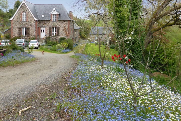 Classic house w/ furnished terrace - Dol-de-Bretagne - Casa