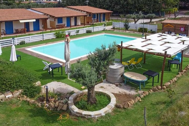 4 star holiday home in Marina di Ardea