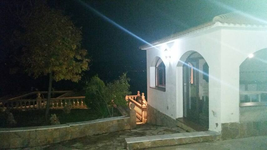 Casa de campo Setenil de las Bodegas