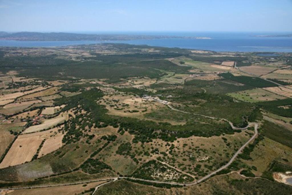 Parco Archeologico Monte Sirai