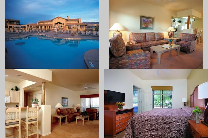 3 Bedroom Wyndham Rancho Vistoso, AZ - Oro Valley - Huoneisto