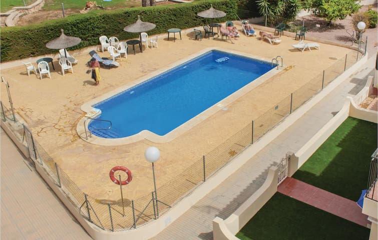 Holiday apartment with 3 bedrooms on 85m² in Orihuela Costa