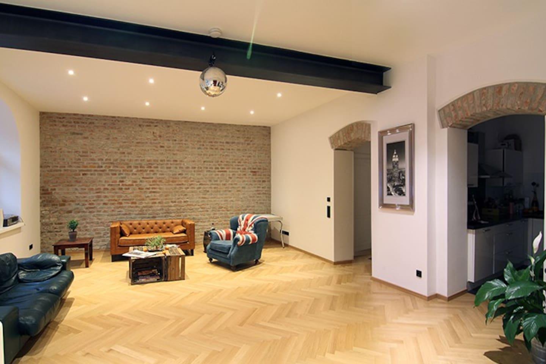 Die 20 besten lofts in münchen   airbnb: loft münchen & loft